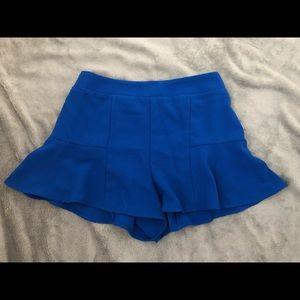 Navy blue short (size S/M)